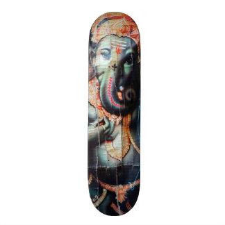 Dios hindú del elefante de Ganesha del éxito Skateboards