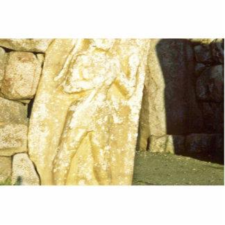 Dios hitita guarda la entrada, ciudad de Hattushas Esculturas Fotográficas