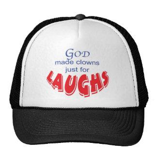Dios hizo a payasos apenas para el gorra de las ri