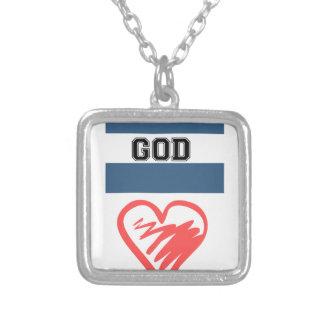 Dios iguala amor collar