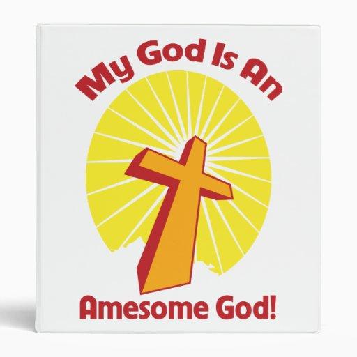 Dios impresionante