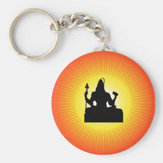 Dios indio Shiva - llavero