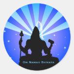 Dios indio Shiva - pegatina