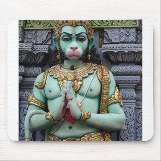 Dios indio alfombrilla de ratón