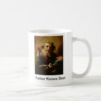 Dios la taza del padre