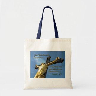 Dios le ama 5:7 de los romanos - la bolsa de asas