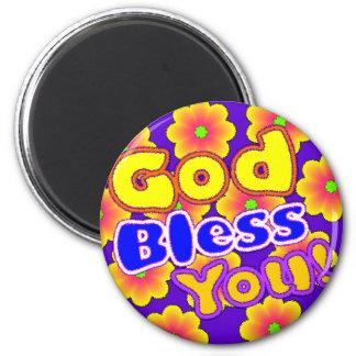 ¡Dios le bendice!  Imán
