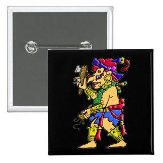 Dios maya de la lluvia de Chac Pin