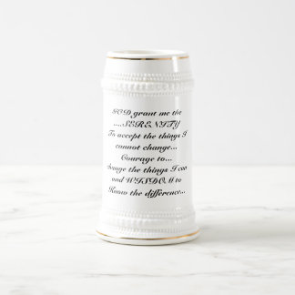 DIOS me concede la taza