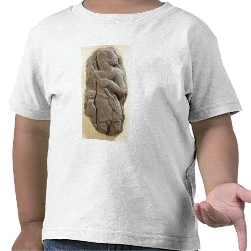 Dios moabita de la tormenta, tierra antigua de Shi Camiseta