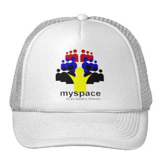 Dios MySpace Gorras