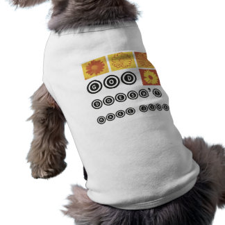 Dios no hace los desperdicios camisa de mascota