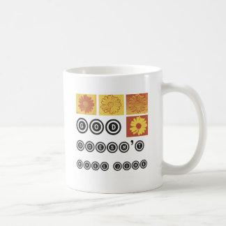 Dios no hace los desperdicios tazas de café