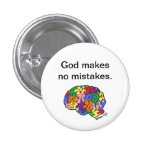 """""""Dios no incurre en botón de ninguna equivocación"""" Pin"""