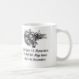 Dios nos dio la taza de las memorias