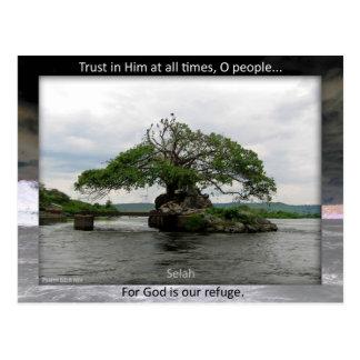 Dios nuestra postal del refugio