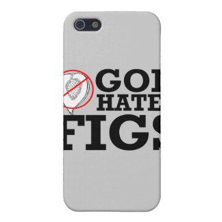 DIOS ODIA LOS HIGOS - PNG iPhone 5 CARCASAS