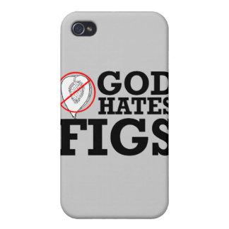 DIOS ODIA LOS HIGOS - PNG iPhone 4/4S CARCASAS