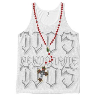 Dios Perdoname, Perdoname Dios! All-Over-Print Tank Top