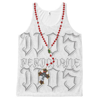 Dios Perdoname, Perdoname Dios! All-Over Print Tank Top