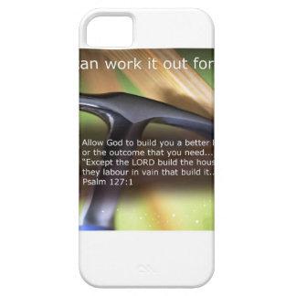 Dios puede elaborarlo para usted iPhone 5 carcasa