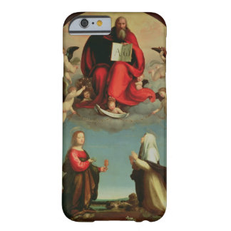 Dios que aparece a St Mary Magdalen y St. Catheri Funda Para iPhone 6 Barely There