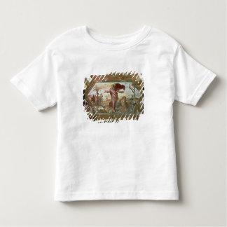 Dios que crea la tierra camiseta