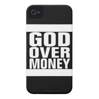 Dios sobre el dinero iPhone 4 cobertura
