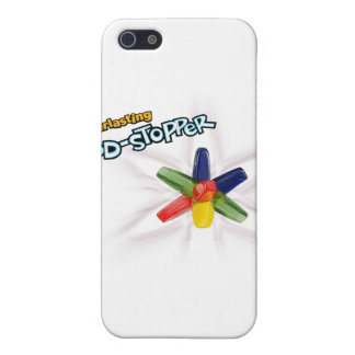 Dios-tapón eterno iPhone 5 carcasas
