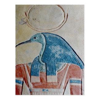 Dios Thoth Postal