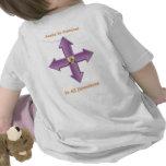 Dios y Jesús son centrales en todas las direccione Camiseta