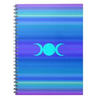 """""""Diosa 1"""" cuaderno"""
