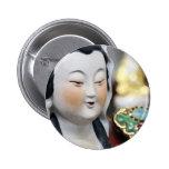 Diosa china pin