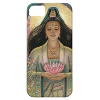 Diosa de Kuan Yin del caso del iPhone 5 de la comp iPhone 5 Case-Mate Cárcasa