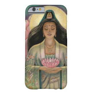 Diosa de Kuan Yin del caso del iPhone 6 de la Funda De iPhone 6 Barely There