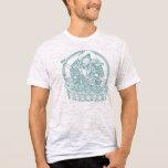 Diosa de Kwan Yin de la compasión Camisetas