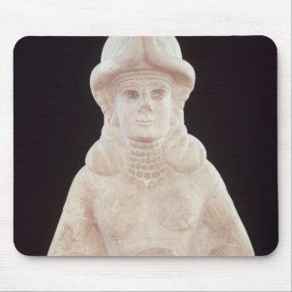 Diosa de la fertilidad, de Mari, el Éufrates medio Alfombrilla De Raton
