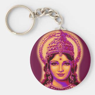 Diosa de la fortuna - Lakshmi Llaveros Personalizados