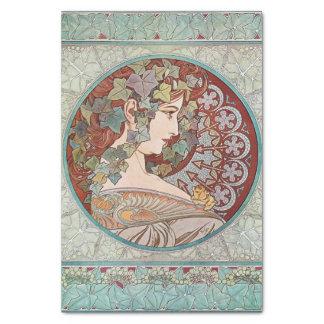 Diosa de la hiedra papel de seda pequeño