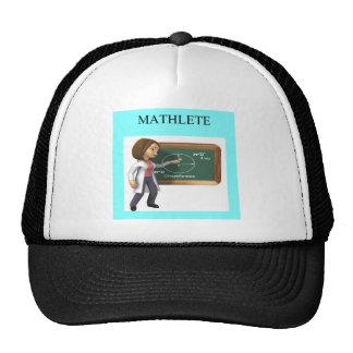 diosa de la matemáticas del friki del chica gorra