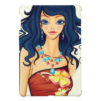 Diosa de la moda iPad mini protectores