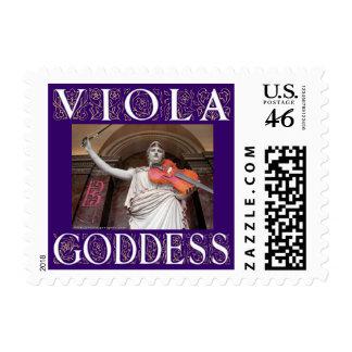 Diosa de la viola sellos
