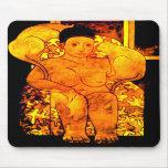 Diosa de las islas tapetes de raton