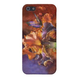 Diosa de milagros - irise la caja del arte para el iPhone 5 carcasas