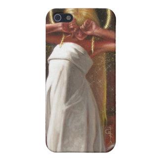 Diosa de Sun iPhone 5 Fundas
