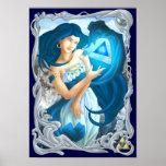 Diosa del agua posters