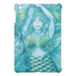 Diosa del caso del ipad del mar