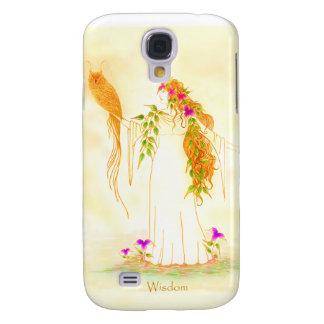 Diosa del caso del iPhone 3 de la sabiduría