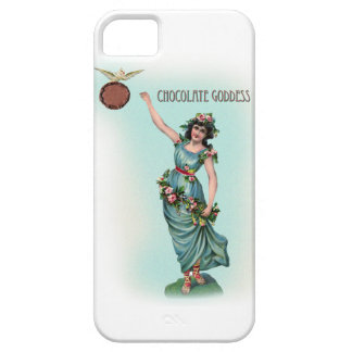 Diosa del chocolate griega iPhone 5 Case-Mate fundas
