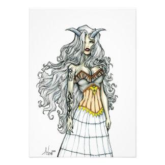 Diosa del Demoness Comunicado